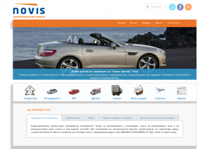 NOVIS.BG, IS WEB STUDIO